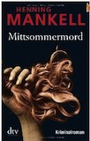 Cover Mankell Mittsommermord