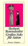 Cover Rosendorfer Solo für Anton