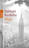 Cover Wut von Rushdie