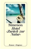 Cover Simenon Hotel Zurück zur Natur
