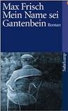 Cover Frisch Gantenbein