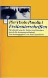 Pasolini, Pier Paolo: Freibeuterschriften