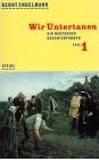 Buchcover Engelmann Wir Untertanen