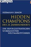 Simon, Hermann: Hidden Champions des 21. Jahrhunderts