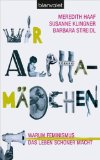 Buchcover Wir Alphamädchen
