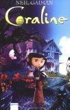 Buchcover Coraline von Gaiman