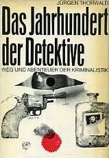 Buchcover Jahrhundert der Detektive