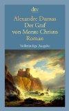 Buchcover Dumas Monte Christo