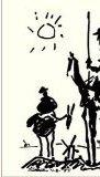 Cervantes: Don Quijote von der Mancha, 1. Buch