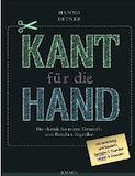 Buchcover Depner Kant für die Hand