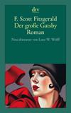 Fitzgerald, F. Scott: Der große Gatsby