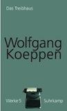 Buchcover Koeppen Treibhaus