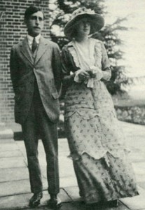 Leonard und Virginia Woolf
