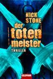Buchcover Der Totenmeister von Nick Stone