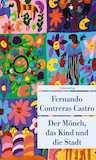 Buchcover Castro Mönch Kind Stadt