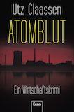 Buchcover Claassen Atomblut