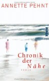 Buchcover Annette Pehnt Chronik der Nähe