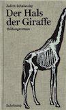 Buchcover Schalansky Hals der Giraffe