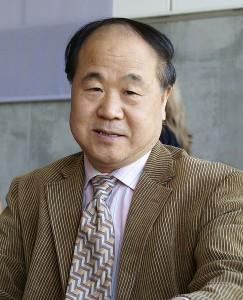Literatur-Nobelpreisträger Mo Yan